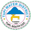 Tupi Water District Official Logo